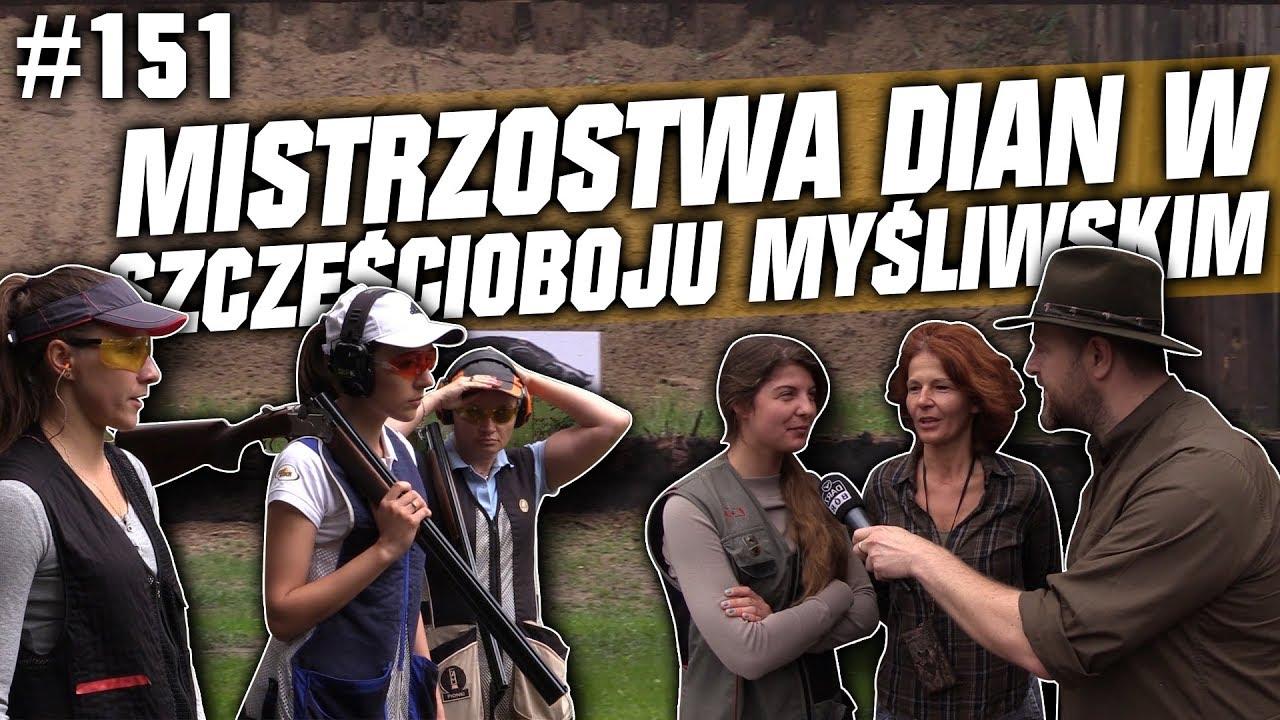 Darz Bór odc 151 – Mistrzostwa Dian w sześcioboju myśliwskim