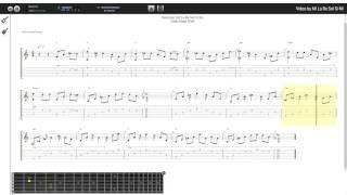 Bài Hát Cho Em - Đinh Mạnh Ninh (tab guitar LEO)