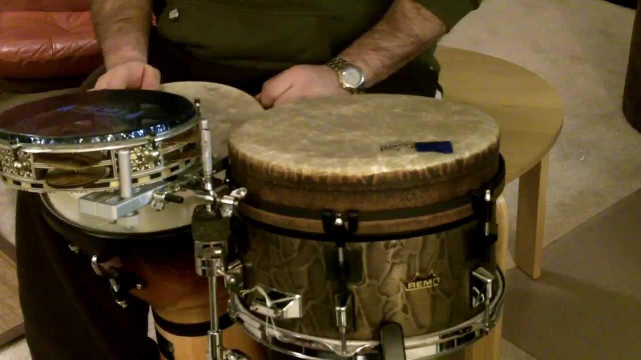remo mondo snare drum demonstration and sound sample youtube. Black Bedroom Furniture Sets. Home Design Ideas