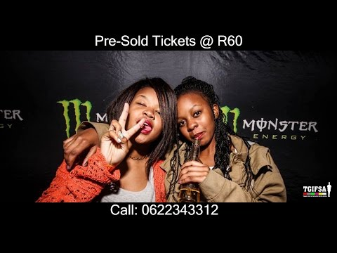 6th May 2017 NS BLVD Teaser [Pre-sold Tickets @ R60 Call 0622343312]