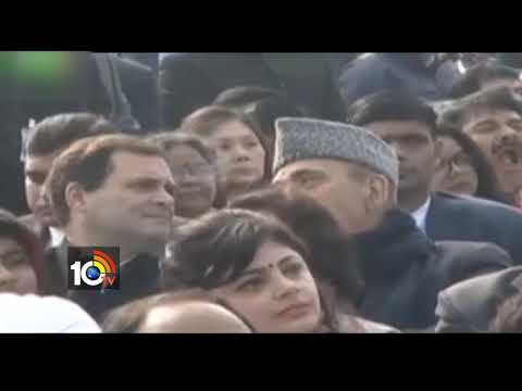 Congress Seniors Serious on allot 6th Row for Rahul Gandhi | Delhi | 10TV