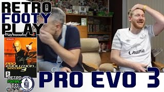 Retro Football TV: Pro Evolution Soccer 3