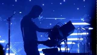 M83 - Skin of the Night - Live in Hammerstain New York 10.03.2012 [HD]
