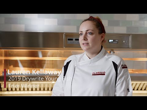 How To Control The Temperature For Fish On High Efficiency Ranges - Fish & Chip Training Video