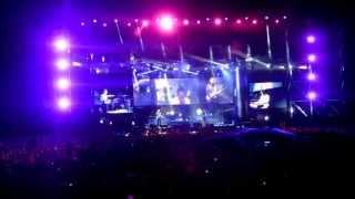 Океан Ельзи - На небі/Друг ч. 1 і 2/Відчуваю [Львів; Arena Lviv; 1.06.2013]