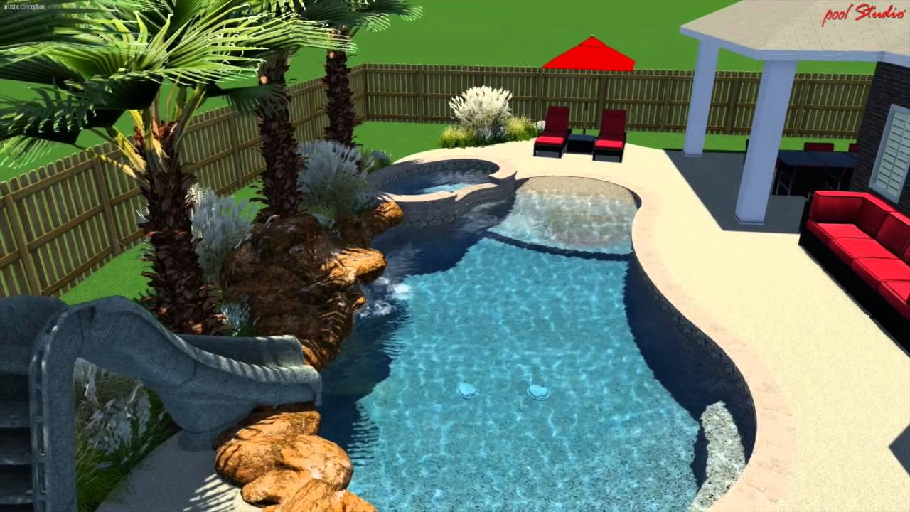 Perfect Gore, Chris Pool By Backyard Amenities