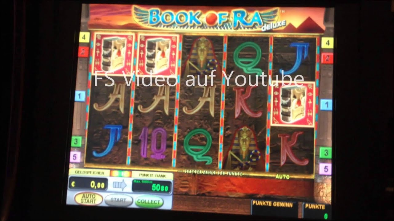 Book Of Ra Spielhallen Trick