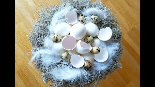DIY Wielkanocna dekoracja / Ostern Deko