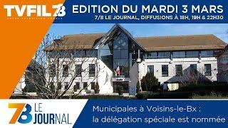 7/8 Le Journal – Edition du mardi 3 mars 2015