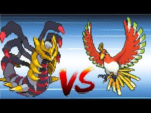 download video pokemon giratina amp dialga amp palkia vs ho