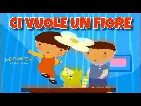 Ci Vuole Un Fiore Canzoni Per Bambini