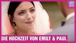 GZSZ Making of | Die Traumhochzeit von Emily und Paul
