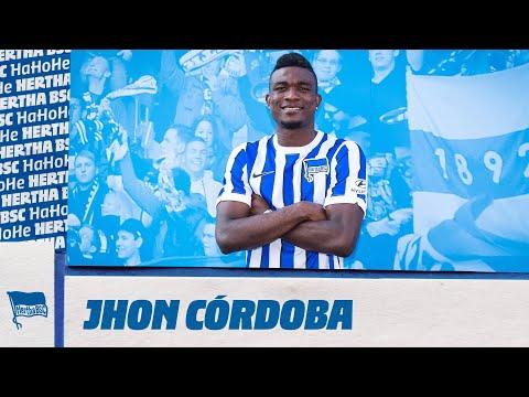 Jhon Córdoba   Neuzugang   Hertha BSC