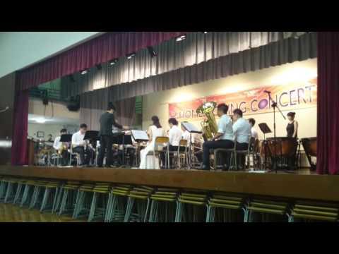 Waltz from Masquerade by TWGHs Wong Fut Nam College Alumni Band