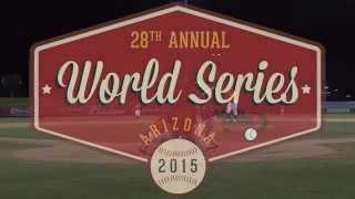 2015 MSBL World Series with Sydney Esiason