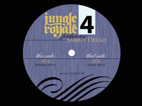 Jungle Royale - M16 (Debaser Remix)