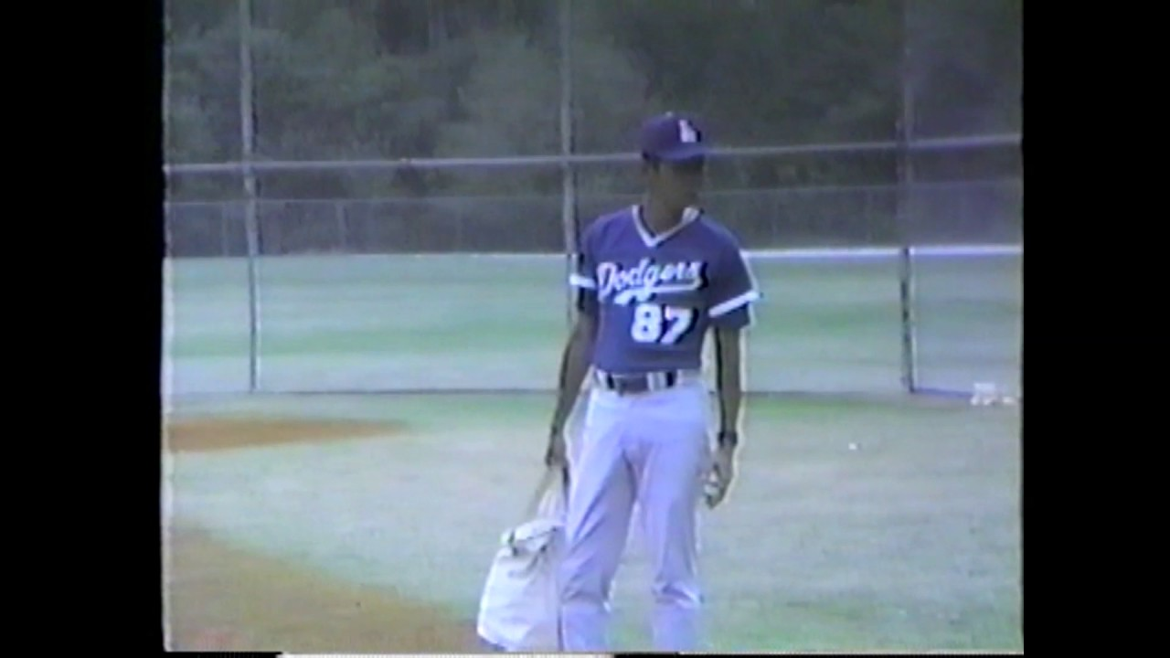 Dodgertown Tour with Al Ryan   March, 1987