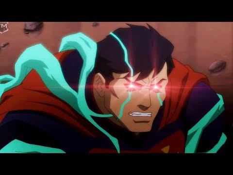 Evil Superman vs Batman | Justice League: War