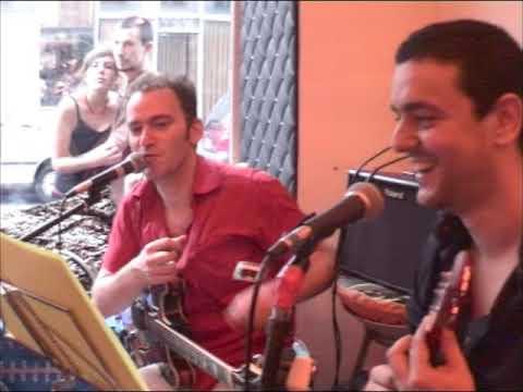 The Drunk Dads  19/07/06  Paris 12è, Chez Habibi