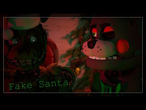 [SFM/FNAF/Christmas] Fake Santa (late)