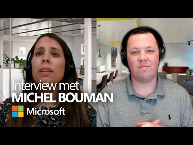 Nieuwe mogelijkheden om verder te digitaliseren | Interview met #Microsoft