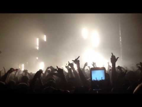 Crizzly's opening at foam wonderland @ the Austin music hall