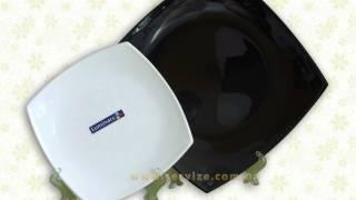 Сервиз Luminarc QUADRATO(http://www.servize.com.ua Интернет магазин красивой посуды представляет столовый сервиз Luminarc QUADRATO. Доставка по всей..., 2011-12-20T11:58:47.000Z)