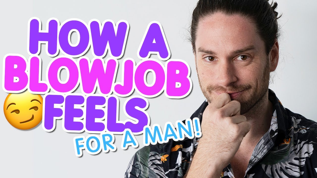 Download How A Blowjob Feels For A Man! 😲🍆 (Men's Surprising Anonymous Answers!)
