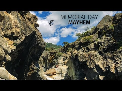 Mayhem on the Yuba