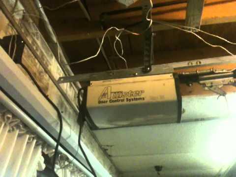 Allister Garage Door Openers Model Ard 11a | Dandk Organizer