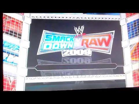 WWE SmackDown! vs. RAW 2009 (PS3)