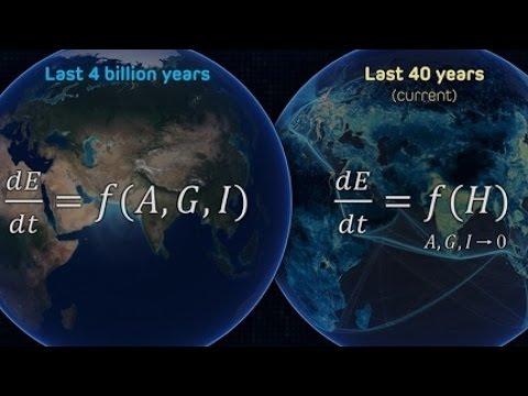 Los humanos, culpables de los cambios en la Tierra
