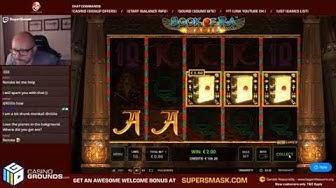 Book of ra Magic hitting HUGE in bonus!!