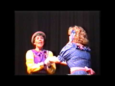 LLantwit Major Amatuer Dramatics Pinnochio 1989