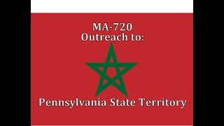 Are you a Moor on the Pennsylvania State Territory ? Want to link up with Moors there ?