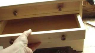 New Yankee Workshop - 3 Drawer Chest - Woodworking Diy Project