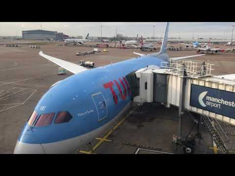 Full Flight! TUI Airlines UK Boeing 787-8 G-TUIE