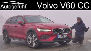 Volvo V60 Cross Country FULL REVIEW 2020 - Autogefühl