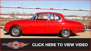 1965 Jaguar 3.8S Custom Coupe (SOLD)