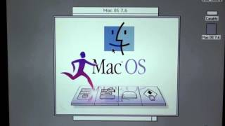 Installing Mac OS 7.6 on a Performa 630CD?