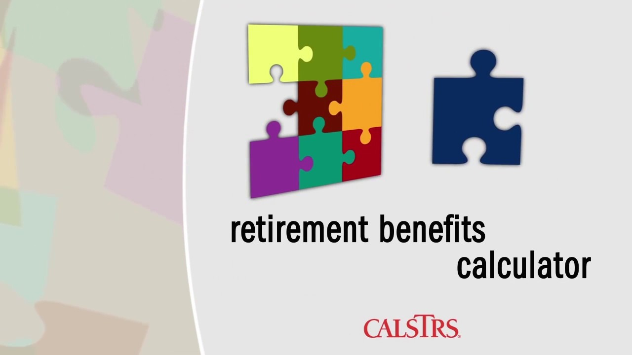 Retirement Benefits Calculator