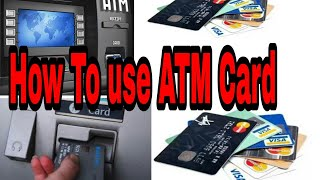 Download Video How To use ATM Card. All ATM Card  All bank 🏦 MP3 3GP MP4