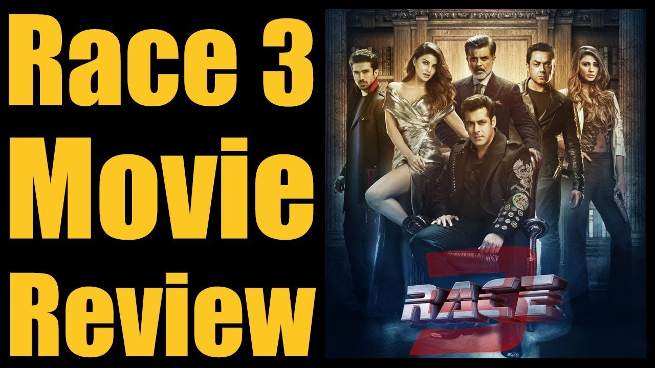 Race 3 Review | Salman Khan | Bobby Deol | Daisey Shah | Jacquiline Fernandese