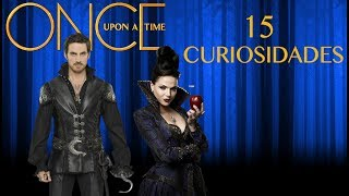 15 Curiosidades de Once Upon a Time