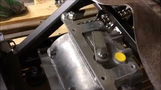 Riding Mower - B&S 16hp twin Dual Exhaust