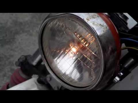 1988 Yamaha DT50 Enduro Motorcycle / Moped