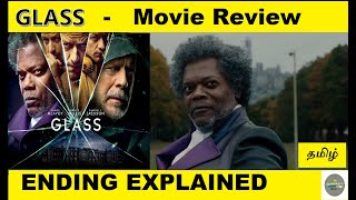 Glass (2019) Movie Spoiler Review - Twists + Ending Explained in Tamil