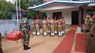 Guard of honour NCC