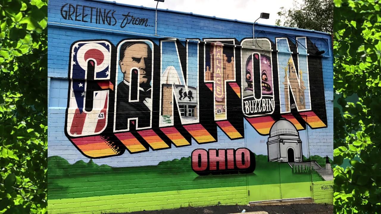 Two Minute Tour   Canton, Ohio