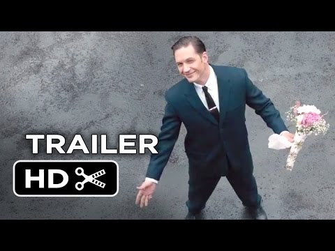 Legend TRAILER 1 (2015) - Tom Hardy, Emily Browning Movie HD